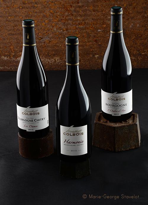 vin bourgogne fort